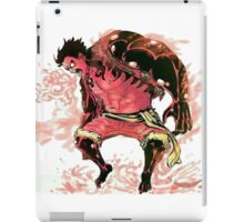 One piece Luffy iPad Case/Skin