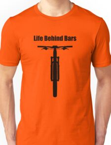 Life Behind Bars Mountain Bike Unisex T-Shirt