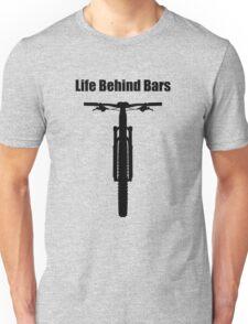 Life Behind Bars Mountain Bike Unisex T-Shirt