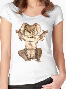 Cuddle Koala Women's Fitted Scoop T-Shirt