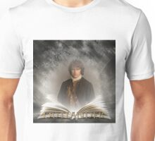 Outlander/Book with Jamie Unisex T-Shirt