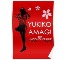 Yukiko Amagi - Persona 4 Poster