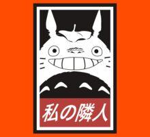 My Neighbor, Totoro! (Obey Parody) Kids Clothes