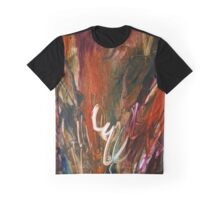 Cropped Print #1 Graphic T-Shirt