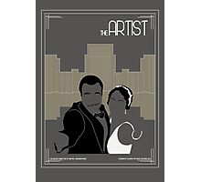 The artist Photographic Print