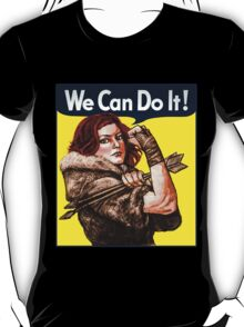 Ygritte Can Do It T-Shirt
