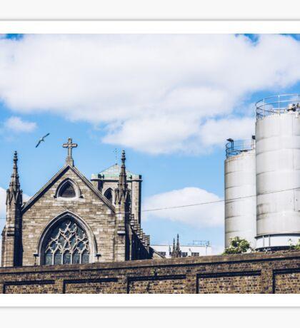 Church & State Sticker
