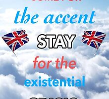 Danisnotonfire Come for the Accent, Stay for the Existential Crisis  by elleoverdue