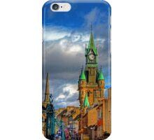Dunfermline High Street iPhone Case/Skin