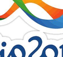 Rio De Janeiro 2016  Sticker