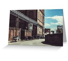 Guinness Storehouse Tours Greeting Card