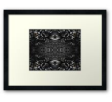 Magical Totem Framed Print