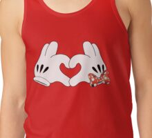 Minnie and Mickey Love Tank Top