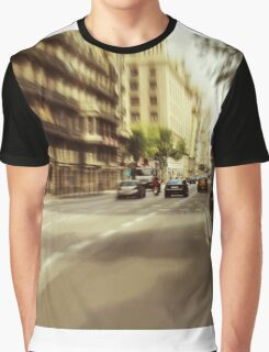 Italian Street Graphic T-Shirt