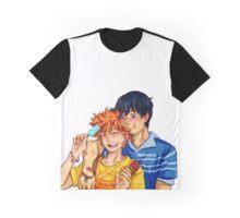 HDB HINATA  Graphic T-Shirt