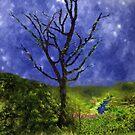 Star-Spangled Tree by RC deWinter