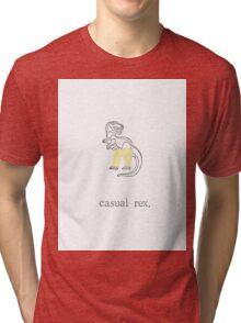 Casual Rex Tri-blend T-Shirt