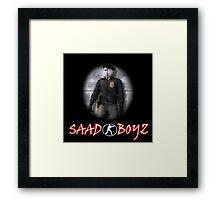 SAAD BOYZ [CS:GO] Framed Print