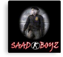 SAAD BOYZ [CS:GO] Canvas Print