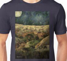 Beautiful Night in the Badlands Unisex T-Shirt