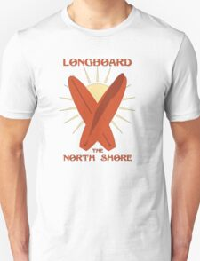 Longboard The North Shore T-Shirt