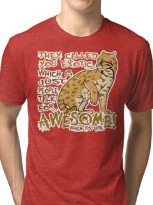 Babou is Awesome Tri-blend T-Shirt