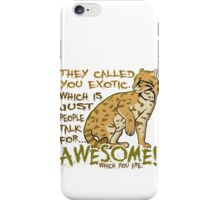 Babou is Awesome iPhone Case/Skin