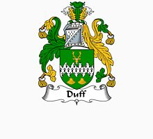 Duff Coat of Arms / Duff Family Crest Unisex T-Shirt