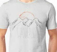 Wanderlust. Unisex T-Shirt