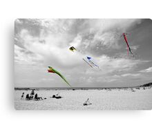 Spring Winds Canvas Print