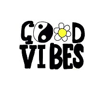 Good vibes  by Loiscowie