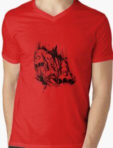 Mega Swampert Mens V-Neck T-Shirt