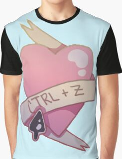 Photoshop Valentine (2)  Graphic T-Shirt