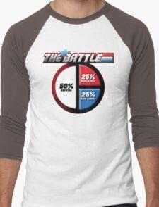 The Battle Men's Baseball ¾ T-Shirt