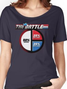 The Battle Women's Relaxed Fit T-Shirt