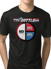 The Battle Tri-blend T-Shirt