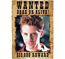 Buffy Oz Seth Green Wanted 2 Photographic Print