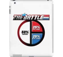 The Battle iPad Case/Skin
