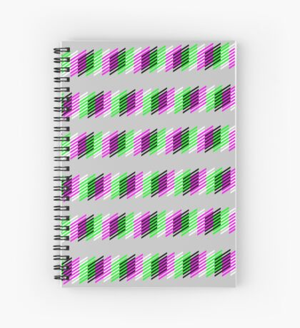 Mind Dissolution Spiral Notebook