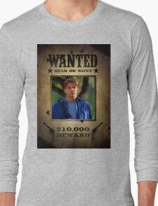 Buffy Riley Wanted 3 Long Sleeve T-Shirt