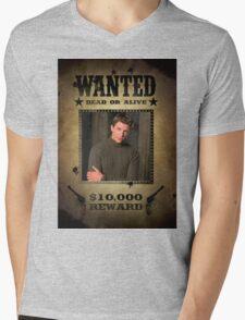Buffy Riley Wanted 4 Mens V-Neck T-Shirt