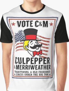 Vote 2016 Graphic T-Shirt