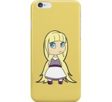 Chibi Gabby iPhone Case/Skin