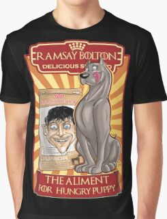 Ramsay bolton, dog food Graphic T-Shirt