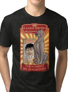 Ramsay bolton, dog food Tri-blend T-Shirt