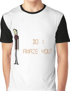 The IT Crowd – Do I Amaze You? Graphic T-Shirt