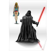 Vader Peak Poster