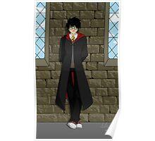 Pensive Potter Poster