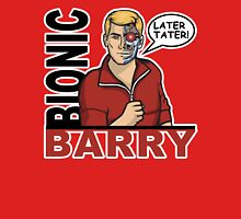Bionic Barry Unisex T-Shirt