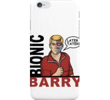Bionic Barry iPhone Case/Skin